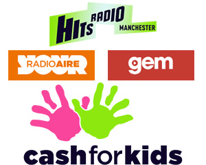 Hits Radio Cash for Kids