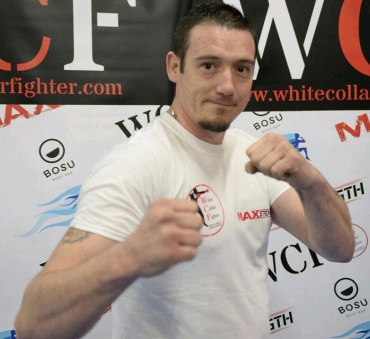David Barrow - White Collar Fighter