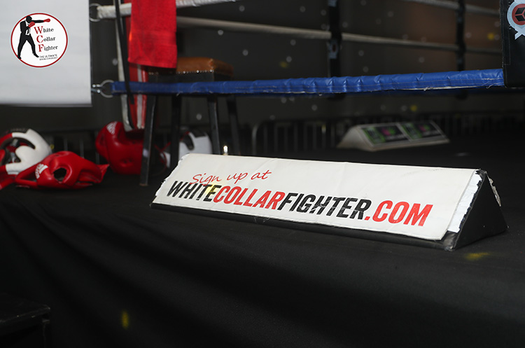 White Collar Fighter boxing event in Leeds raises thousands for charity